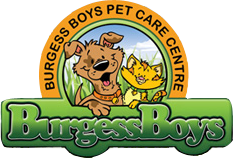 Burgess Boys Pet Care Logo